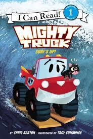 Mighty Truck: Surf's Up! book