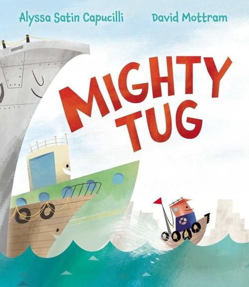 Mighty Tug book