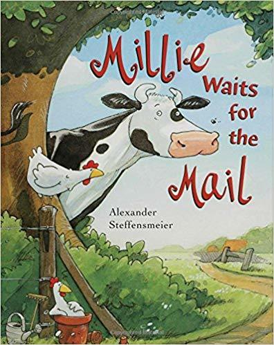 Millie Waits for the Mail (Millie's Misadventures) book
