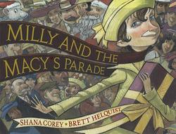 Milly and the Macy's Parade book