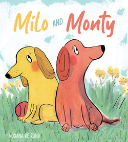 Milo and Monty book