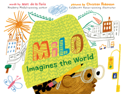 Milo Imagines the World book
