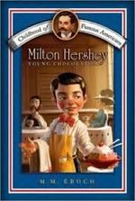 Milton Hershey book