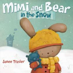 Mimi and Bear in the Snow book
