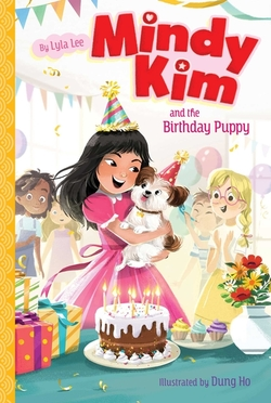 Mindy Kim and the Birthday Puppy book