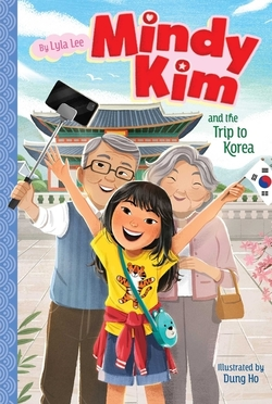 Mindy Kim and the Trip to Korea book