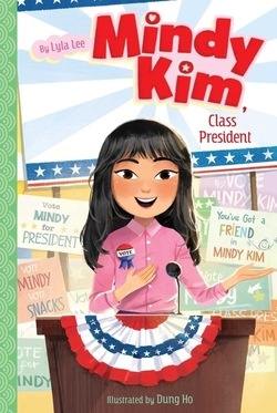 Mindy Kim, Class President book