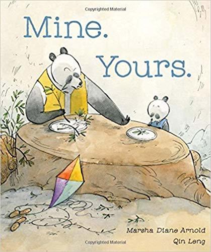Mine. Yours. book