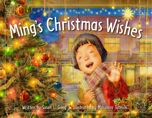 Ming's Christmas Wishes book