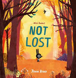 Mini Rabbit Is Not Lost book