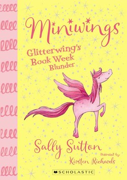 Miniwings: Glitterwing's Book Week Blunder book