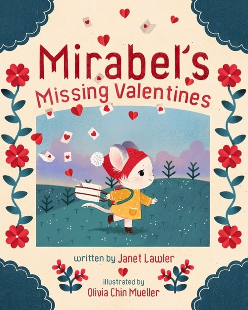 Mirabel's Missing Valentines Book