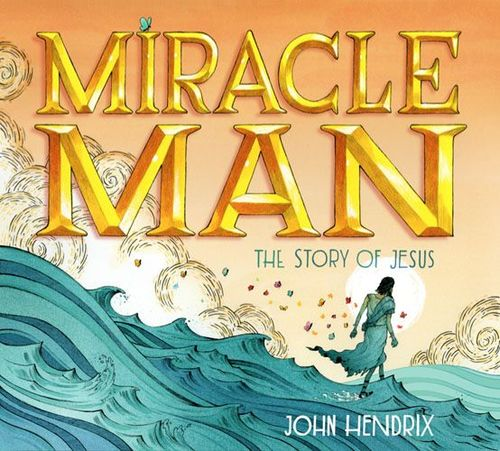 Miracle Man book