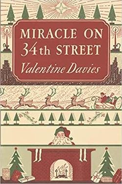 Miracle on 34th Street book
