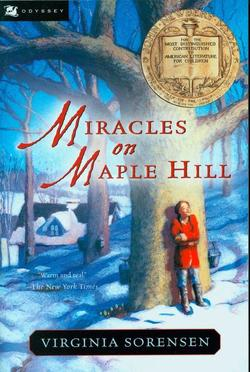 Miracles on Maple Hill book