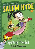 Misadventures of Salem Hyde, Book 1: Spelling Trouble book