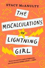 Miscalculations of Lightning Girl book