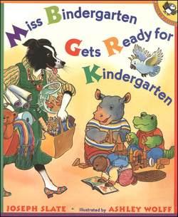Miss Bindergarten Gets Ready for Kindergarten book