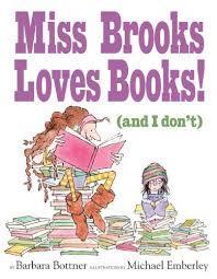 Miss Brooks Loves Books! book