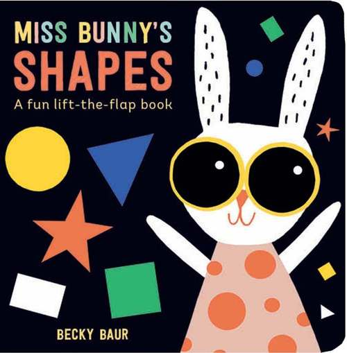 Miss Bunny's Shapes book