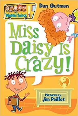 Miss Daisy Is Crazy! book