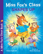 Miss Fox's Class Shapes Up book