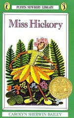 Miss Hickory book