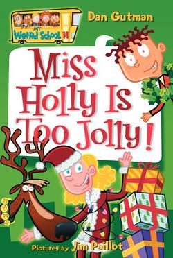 Miss Holly Is Too Jolly! book