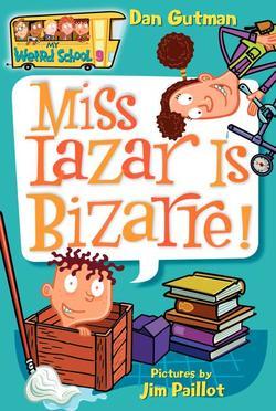 Miss Lazar Is Bizarre! book