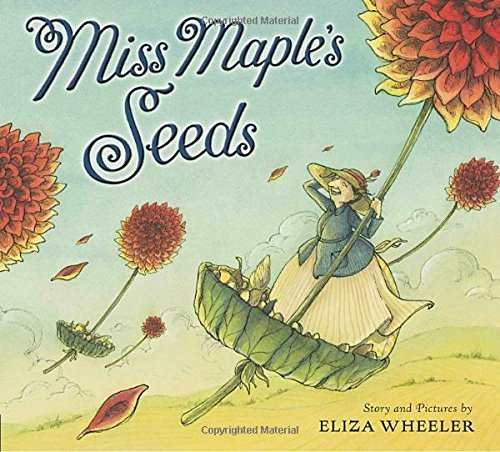 Miss Maple's Seeds book