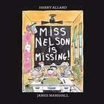 Miss Nelson is Missing! book