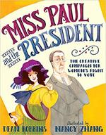 Miss Paul and the President book