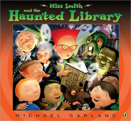 Miss Smith and the Haunted Library book