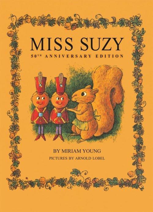 Miss Suzy book