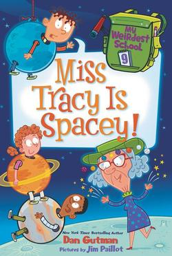Miss Tracy Is Spacey! book