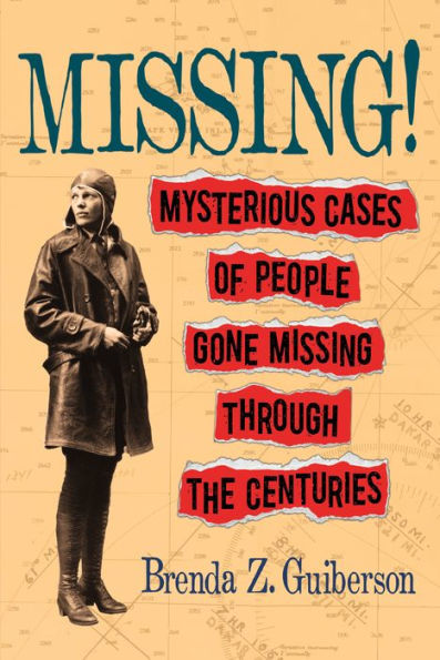 Missing! book