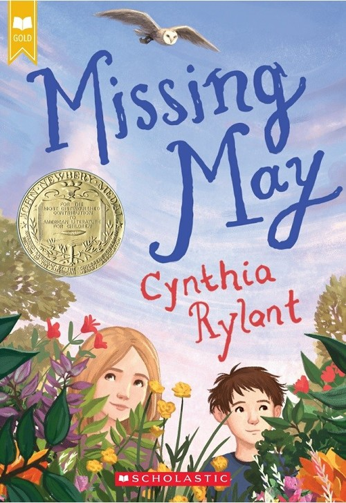 Missing May book