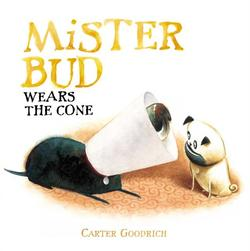 Mister Bud Wears the Cone book