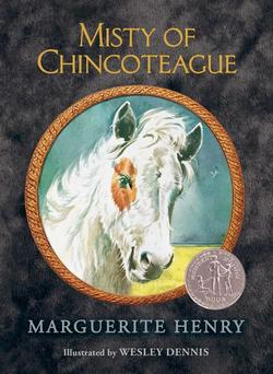 Misty of Chincoteague book