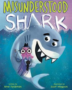 Misunderstood Shark book