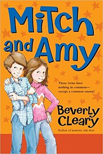 Mitch and Amy book
