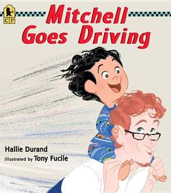 Mitchell Goes Driving book