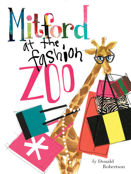 Mitford at the Fashion Zoo book