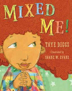 Mixed Me! book