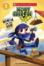 Moby Shinobi: Ninja on the Job book
