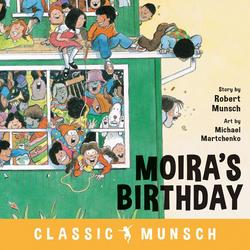 Moira's Birthday book