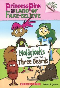 Moldylocks and the Three Beards book