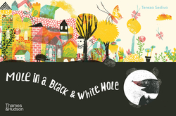 Mole in a Black & White Hole book