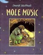 Mole Music book