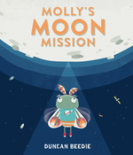 Molly's Moon Mission book